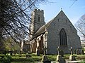 Churchyard of St Peter, Brunstead - geograph.org.uk - 564273.jpg