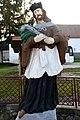 Cikó, Nepomuki Szent János-szobor 2020 06.jpg