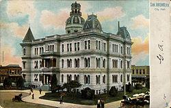 City Hall, San Antonio, Texas (1906)