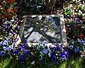 City of London Cemetery - Bobby Moore grave plaque in the Memorial Gardens 3.jpg