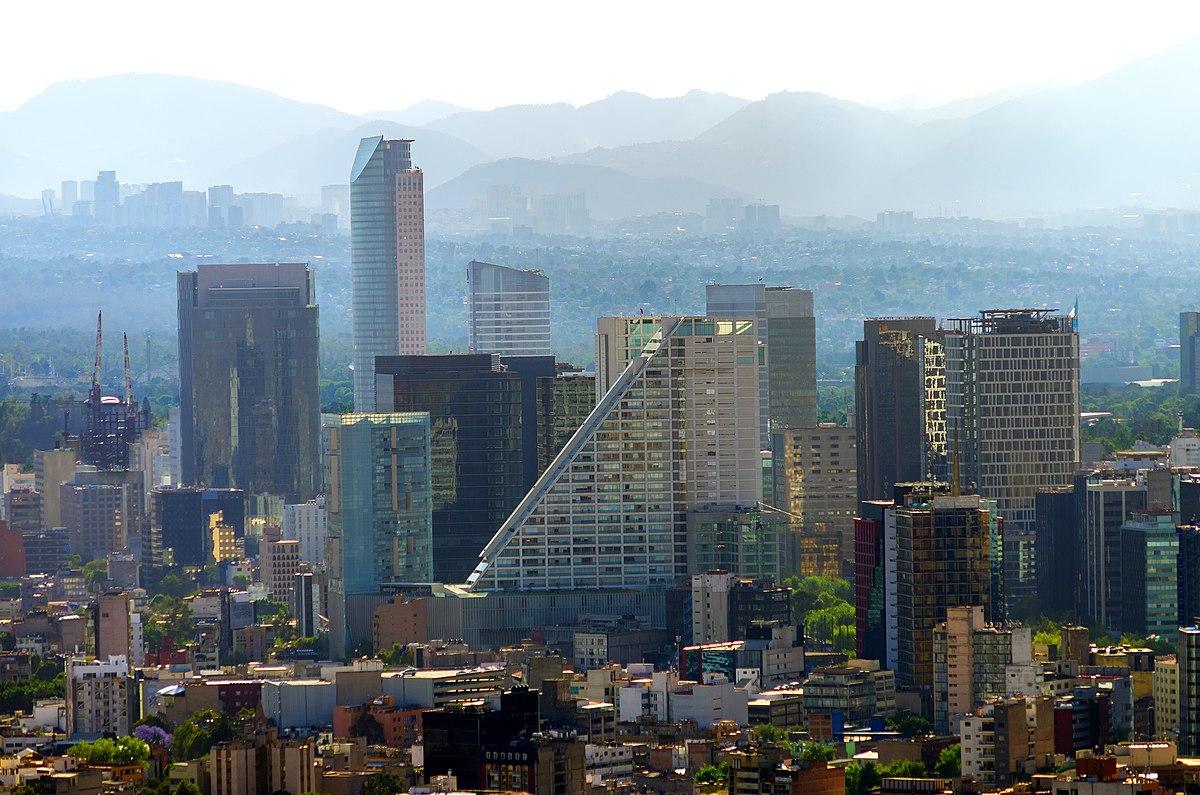 Contaminaci n en la ciudad de m xico wikipedia la for New york alloggio economico
