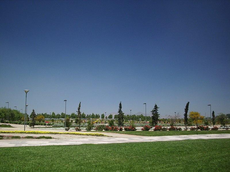 Parques em Santiago para visitar
