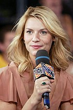 Claire Danes at Much Music by Robin Wong 6