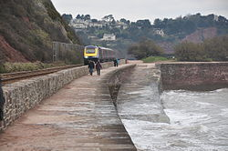 Class 43 on the sea wall at Teignmouth (0133).jpg