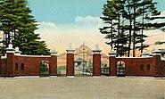 Class of 1903 Gates, Bowdoin College