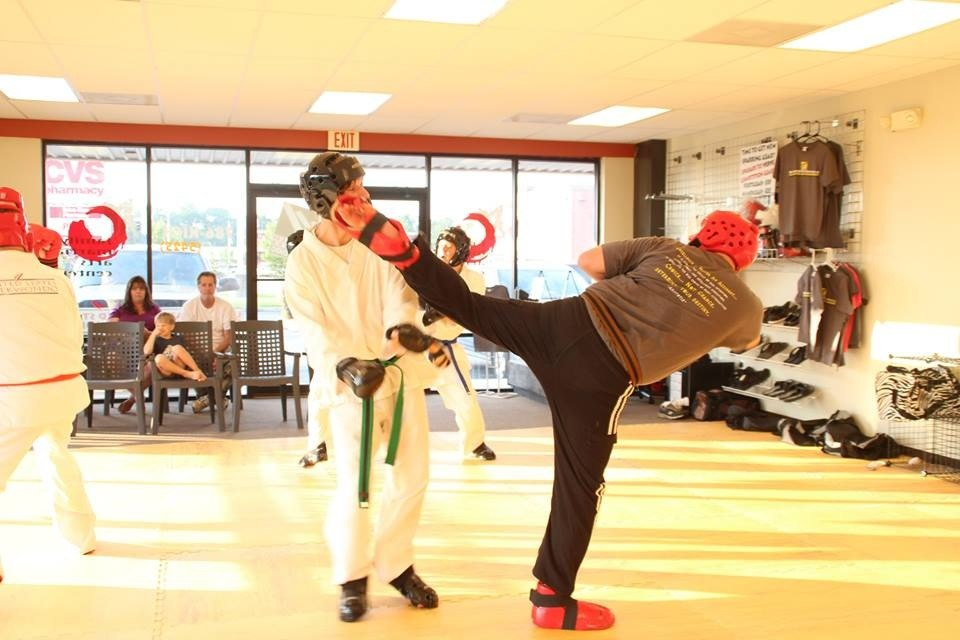 Class sparring