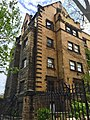 Cleveland, Central, 2018 - Plaza Apartments, Prospect Avenue Historic District, Midtown, Cleveland, OH (28326052728).jpg