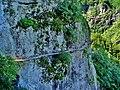 Cliff in nature park, China - panoramio.jpg