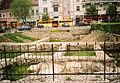 Cluj-Napoca castrul roman Piata Unirii 03 (2005).jpg