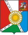 Coat of Arms of Peshkovskoe (Peshki Moscow oblast).png