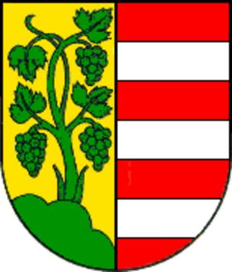 Modra - Image: Coat of arms of Modra