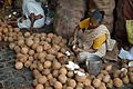 Coconut Vendor - Strand Bank Road - Kolkata 2012-10-15 0813.JPG