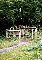Codgers Crossing, Pound Wood - geograph.org.uk - 582362.jpg