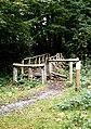Codgers Crossing, Pound Wood - geograph.org.uk - 582362.jpg