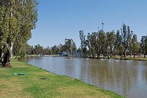 Cohuna, Victoria - Gunbower Creek