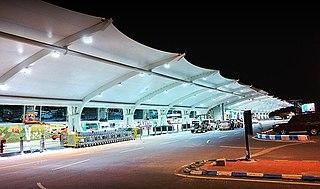 Coimbatore International Airport international airport in Coimbatore, India