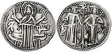 Uma moeda medieval