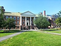 List Of Colby College Buildings Wikipedia