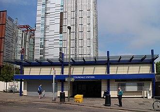 Colindale - Colindale Tube Station