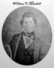 Colonel William Christmas Mitchell