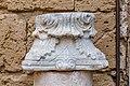 Column top, Kyrenia Castle, Kyrenia, Northen Cyprus 02.jpg