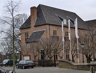 University of Nijmegen (1655–80) - Commanderie St. Jan in Nijmegen