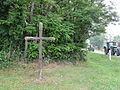 Commensacq (Landes) Croix de chemin.JPG