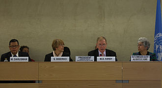 Human rights in North Korea - The Commission of Inquiry found evidence of systematic, gross and widespread human rights violations.