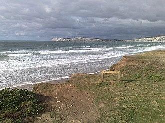 Compton Bay - Image: Compton Bay