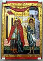 Conception of John Baptist (icon, Russia, 15 c).jpg