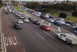 East West Link (Melbourne) - Wikipedia