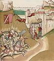 Conquest of Nidau by Neu-Kyburg 1376.jpg