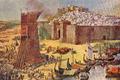 Conquista de Lisboa (Roque Gameiro, Quadros da História de Portugal, 1917).png