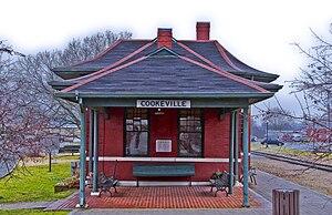 Cookeville Railroad Depot - Cookeville Railroad Depot