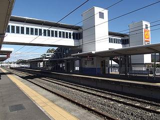 Coopers Plains railway station railway station in Brisbane, Queensland, Australia