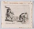 Copy of Capitano Spessa Monti and Bagattino, from Balli di Sfessania (Dance of Sfessania) Met DP890481.jpg