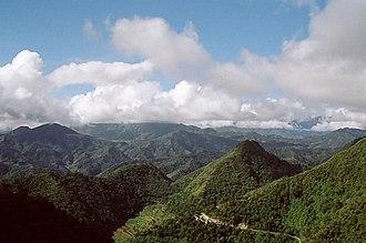 Hispaniola - Cordillera Central, Dominican Republic