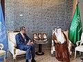 Cornel Feruta & HE Dr. Ibrahim Alassaf (01890373) (48797623713).jpg