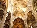 Corniglia-chiesa di San Pietro-navata centrale-soffitto.jpg