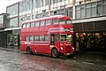 Corporation double decker bus in Doncaster, South Yorkshire.jpg