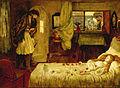 Corsair's Return c 1870-81 Ford Madox Brown.jpg