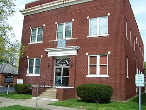 Corydon Historic District - Grand Masonic Lodge