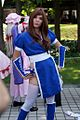 Cosplayer of Kasumi, Dead or Alive at Comiket 20090815.jpg