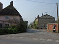 Cottages at East Hill Charminster - geograph.org.uk - 402242.jpg