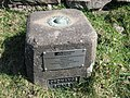 Countisbury Ordnance Survey Benchmark - geograph.org.uk - 413153.jpg