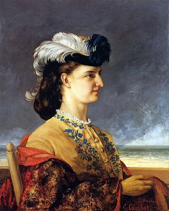 Portrait of Countess Karoly - Portrait of Countess Karoly