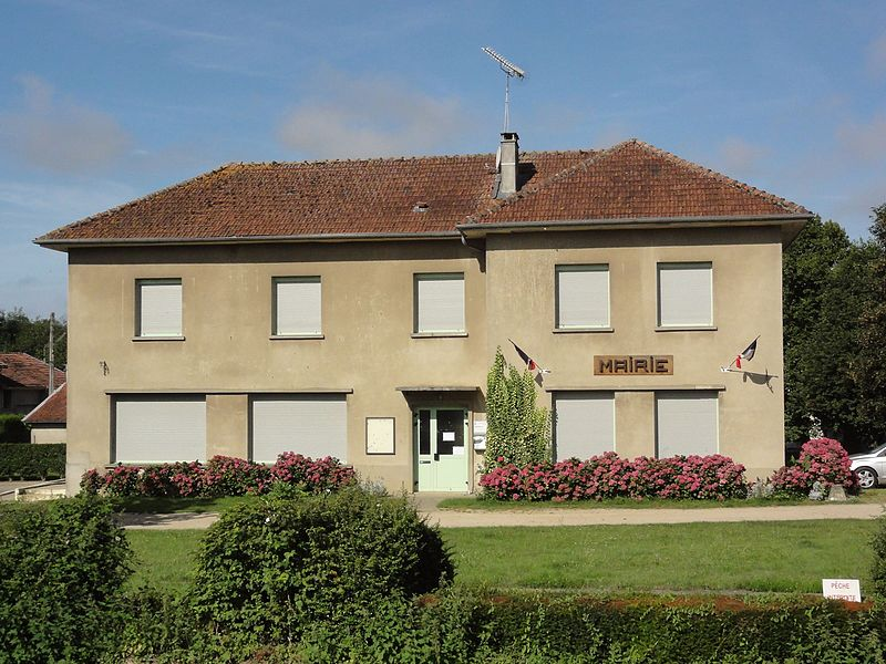 Couvonges (Meuse) mairie