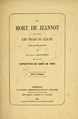 Cover La Mort de Jeannot by Courbet.png