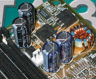 Rubycon Corporation Japanese manufacturer of electrolytic capacitors