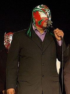 Crazy Boy Mexican professional wrestler